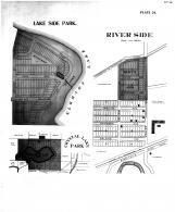 Lake Side Park, River Side, Crystal Lake Park, Sheboygan County 1902 Microfilm